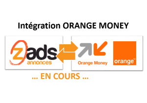 Intégration ORANGE MONEY